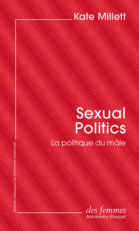 Sexual politics / la politique du mâle