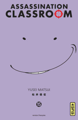 15, Assassination classroom