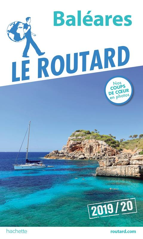 Guide du Routard Baléares 2019/20