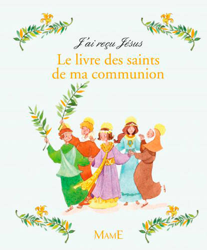 Les saints de ma communion