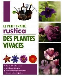 livre le petit trait rustica des plantes vivaces beauvais michel rustica les petits trai. Black Bedroom Furniture Sets. Home Design Ideas