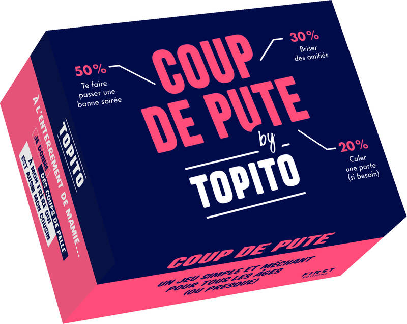 Coup de pute by Topito