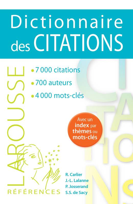 Dictionnaire des citations