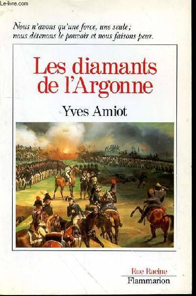 Les diamants de l'Argonne, roman