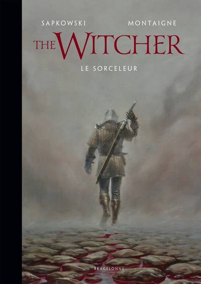 The Witcher illustré – Le Sorceleur, Le sorceleur
