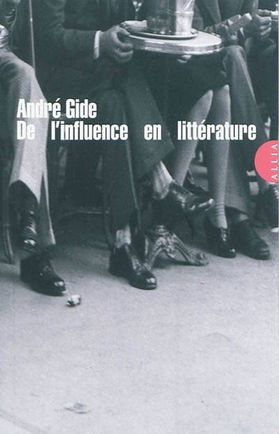 DE L'INFLUENCE EN LITTERATURE