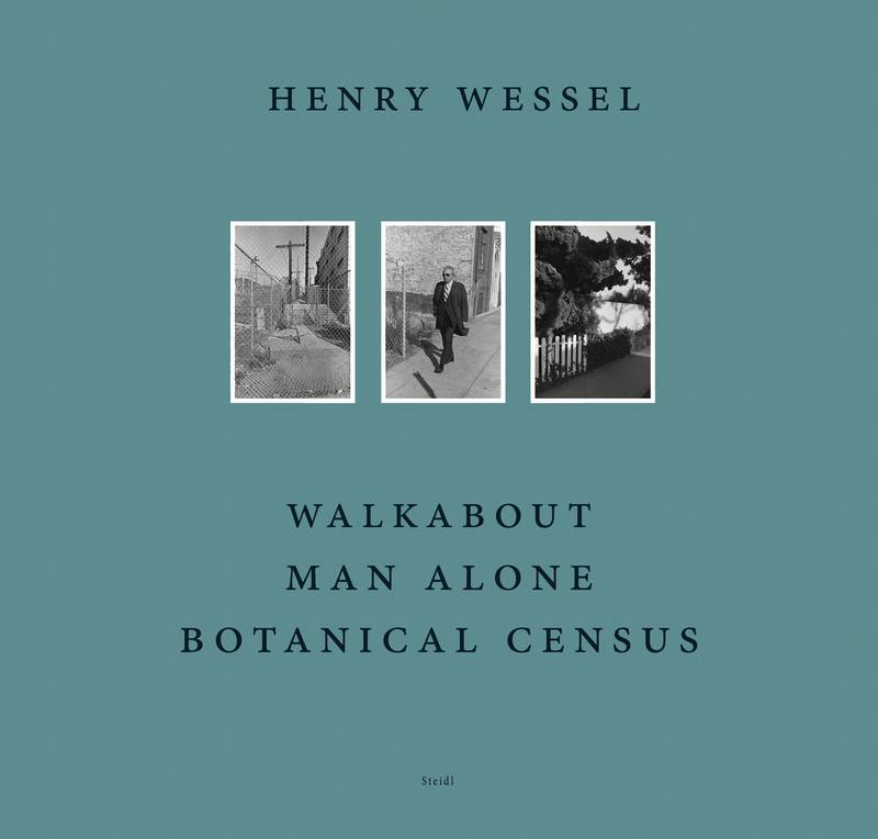 HENRY WESSEL WALKABOUT / MAN ALONE / BOTANICAL CENSUS /ANGLAIS