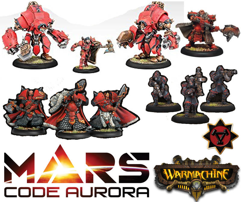 Armée Khador n°1 - Bundle MCA (Warmachine)