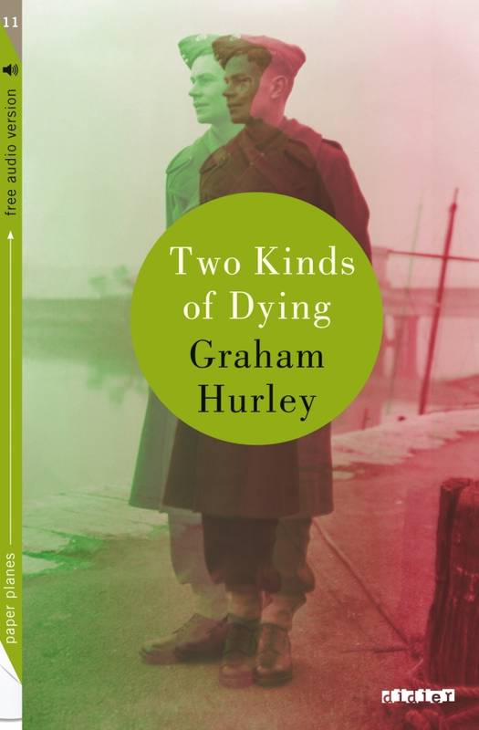 Two kinds of dying - Livre + mp3, Livre+CDmp3