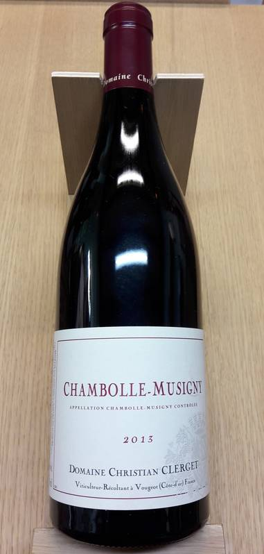 Chambolle-Musigny 2013