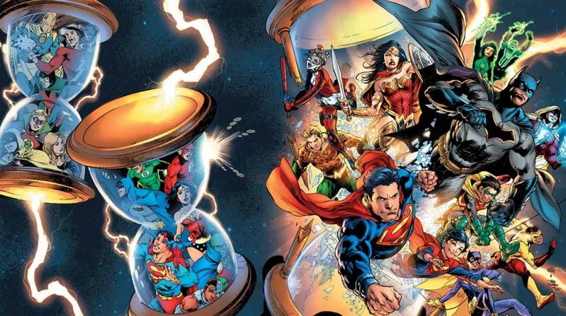 DC Univers Rebirth