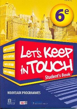 KEEP IN TOUCH 6E STUDENT'S BOOK RCI