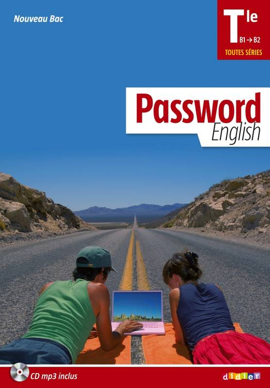 Livre Password English Tle Manuel Cd Mp3 Isabelle
