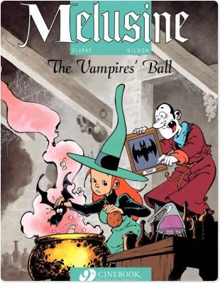 Melusine (english version) - Tome 3 - The Vampire's ball