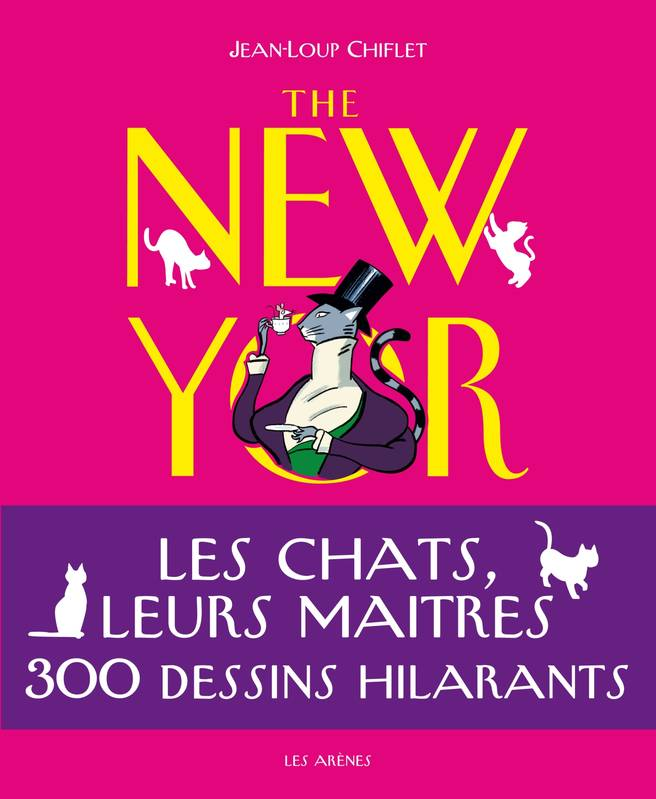 Livre The New Yorker L Humour Des Chats Jean Loup