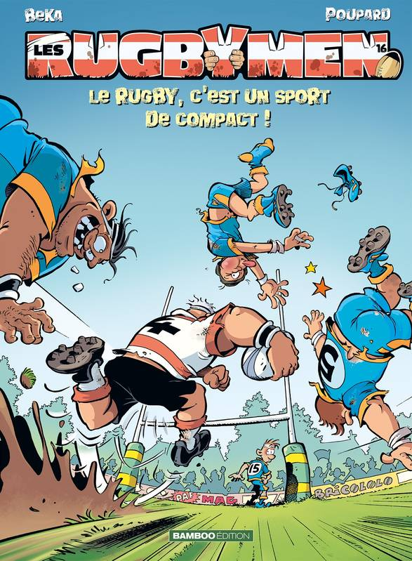 Les Rugbymen - Tome 16