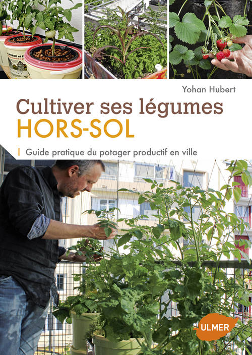 livre cultiver ses l gumes hors sol guide pratique du potager productif en ville guide. Black Bedroom Furniture Sets. Home Design Ideas