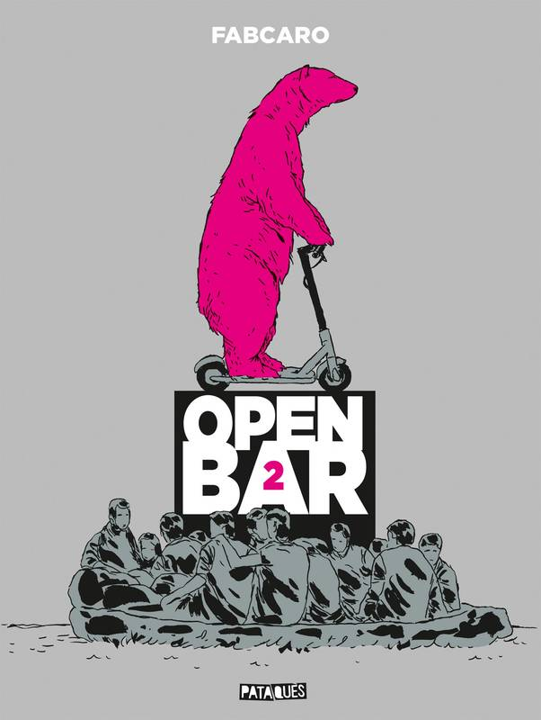 Open Bar - 2e Tournée