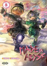 5, MADE IN ABYSS T05