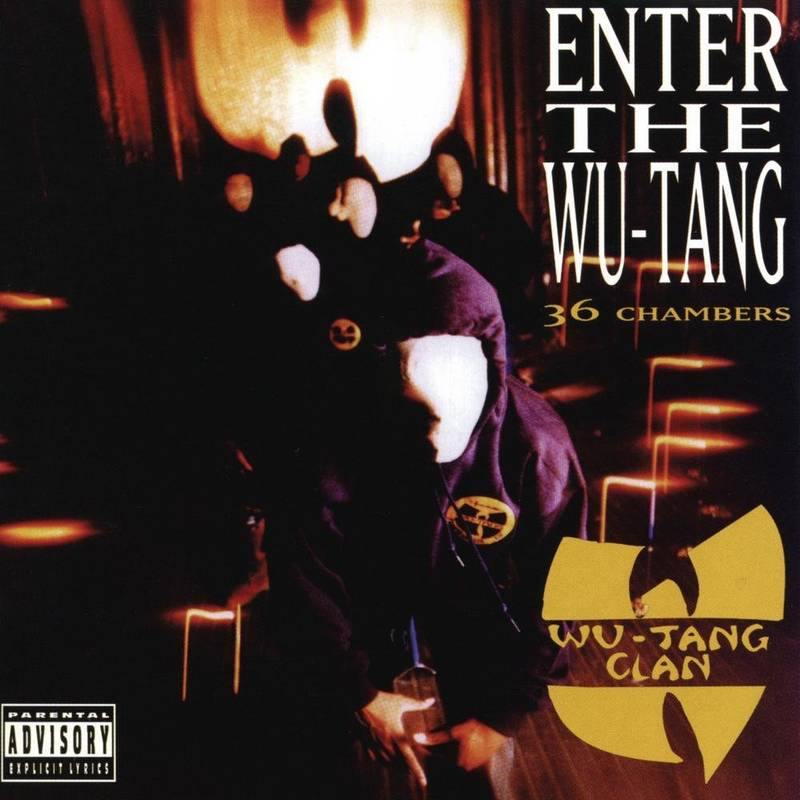 LP / Enter The Wu-tang Clan (36 Chambers) ~ 2016 / Wu-tang Clan