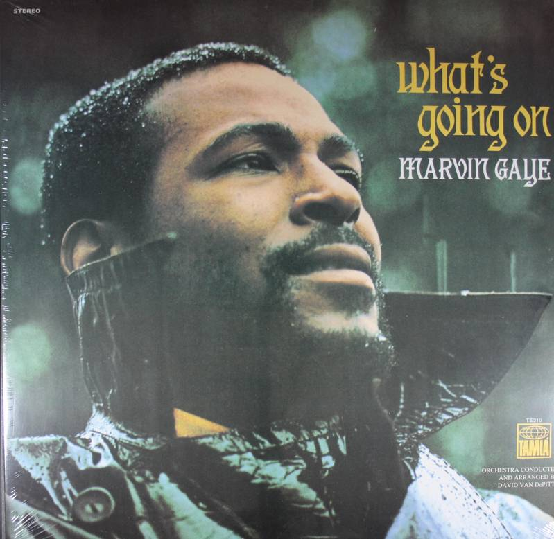 What'S Going On * Marvin Gaye
