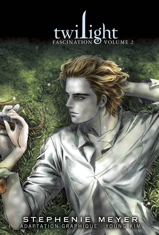 2, Saga Twilight T02 - Twilight, Fascination 2
