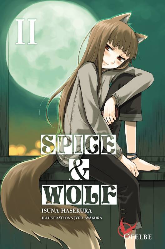 Spice & Wolf - Roman Tome 2, Spice & Wolf