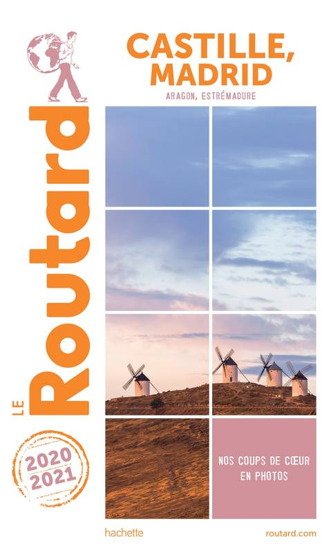 Guide du Routard Castille Madrid 2020