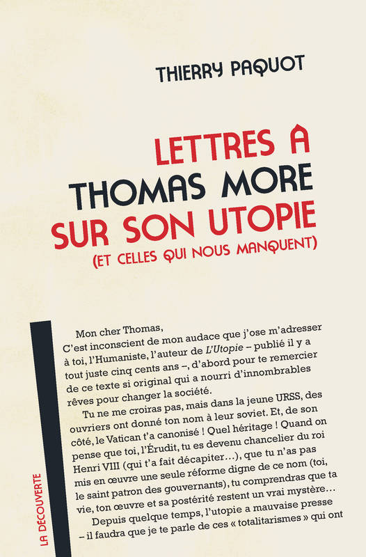 Rencontres thomas more