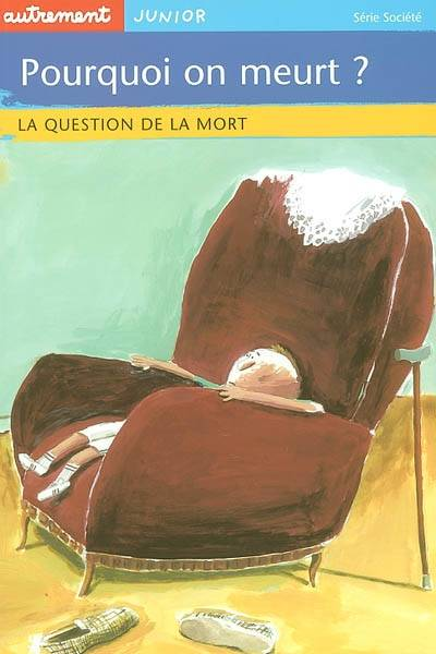 Pourquoi on meurt ?, la question de la mort