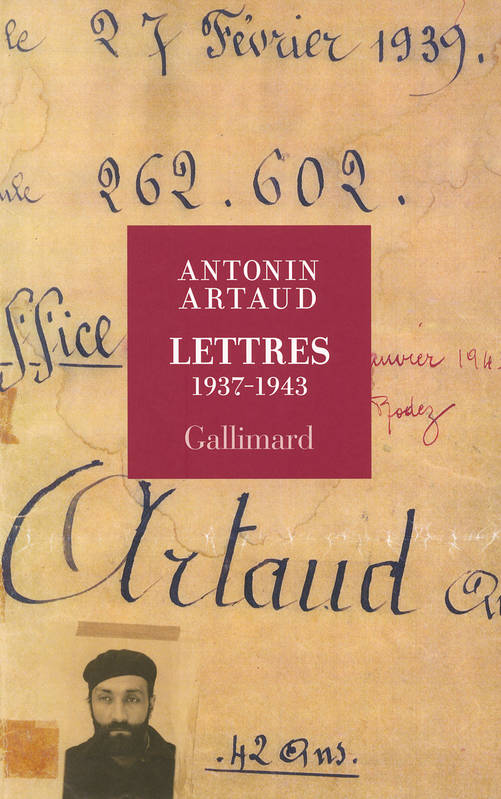 Lettres, (1937-1943)