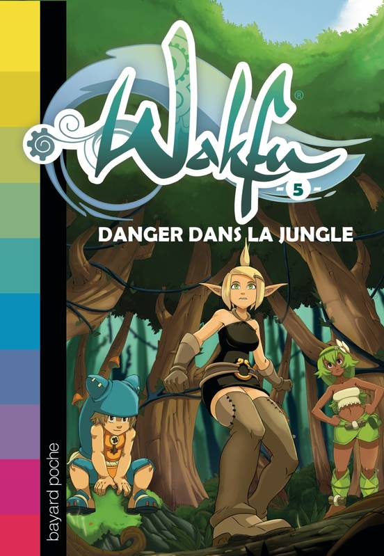 Wafku, 5, DANGER DANS LA JUNGLE T5
