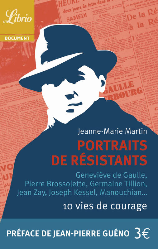 Portraits de résistants