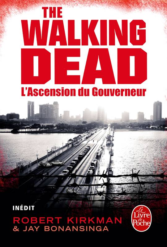 Livre l 39 ascension du gouverneur the walking dead tome 1 - Walking dead livre de poche ...