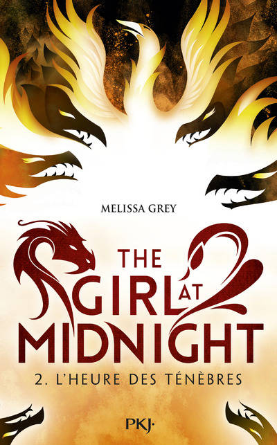 2, The Girl at Midnight - tome 2 L'heure des ténèbres