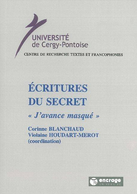 Écritures du Secret,