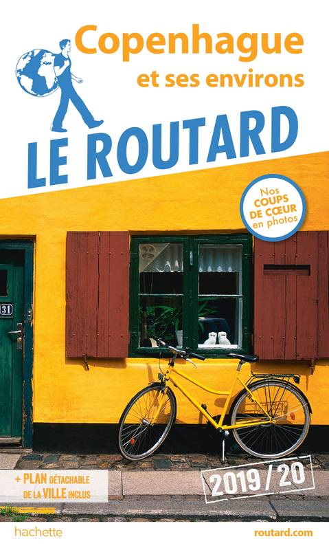 Guide du Routard Copenhague 2019/20