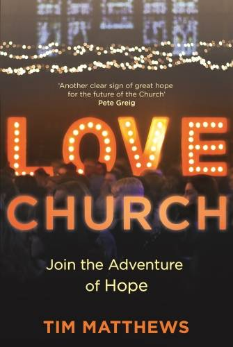 Love Church, Join the Adventure of Hope