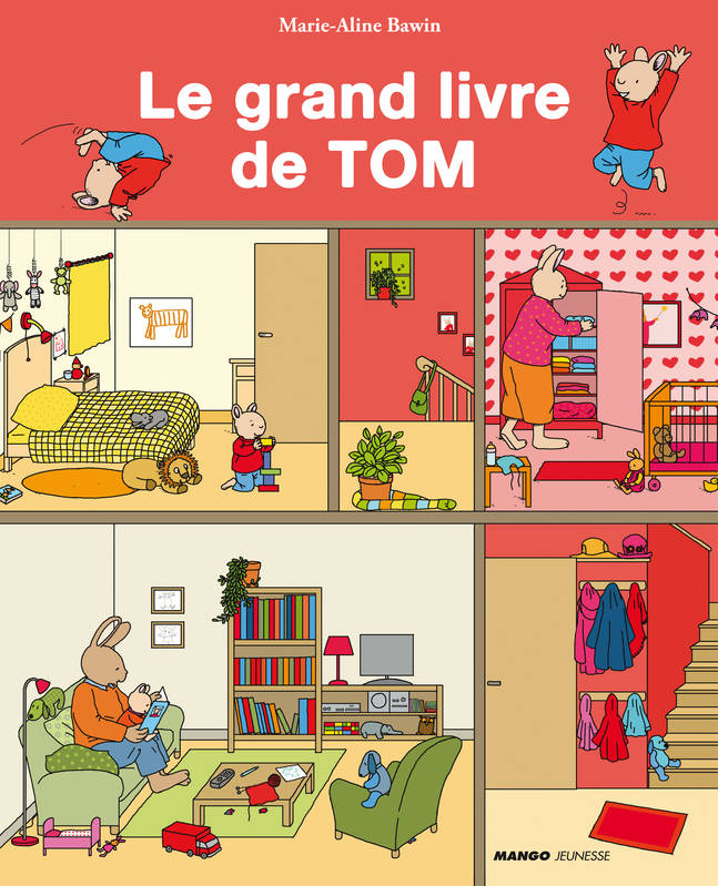 Le grand livre de Tom