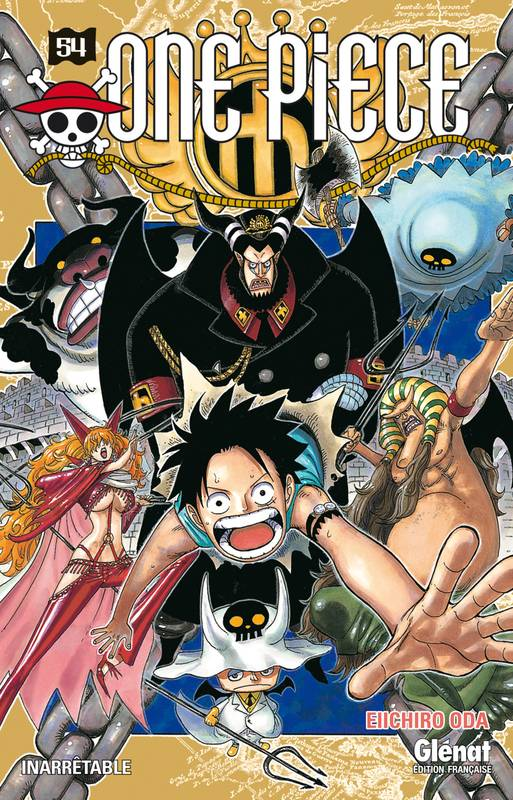 One piece , 54, One Piece, Inarrétable
