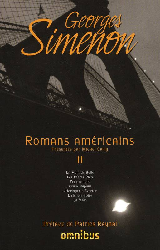 Volume 2, Romans américains - Tome 2