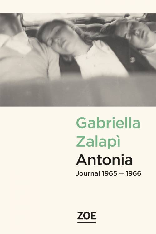 Antonia / journal 1965-1966