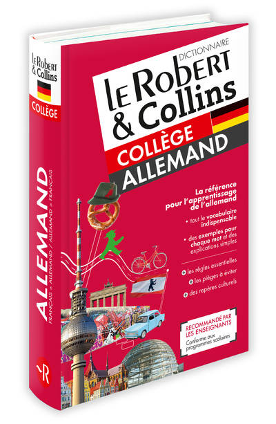 Le Robert & Collins Collège Allemand