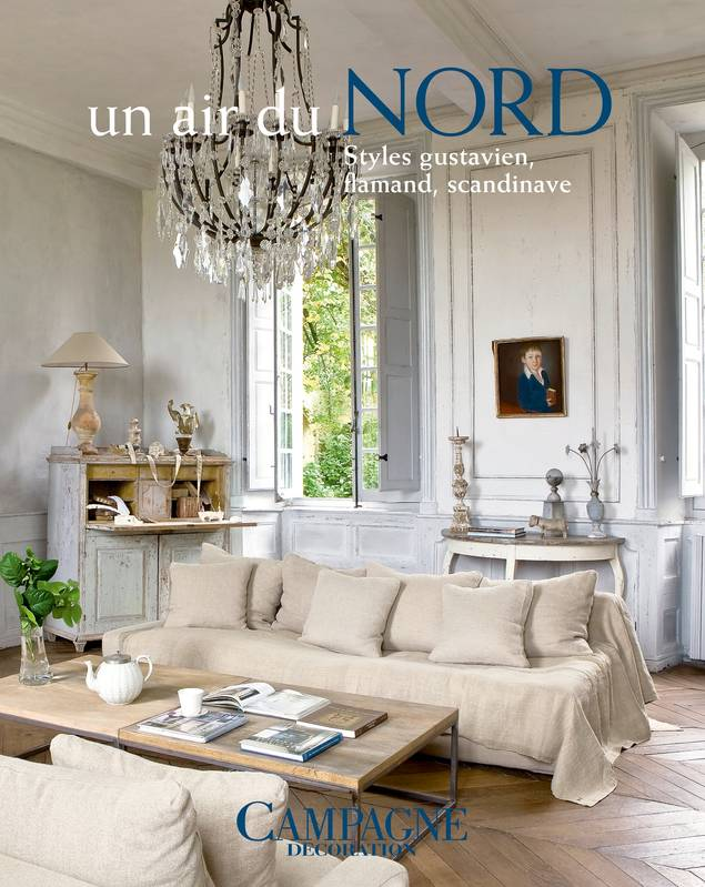 livre un air du nord styles flamand gustavien scandinave collectif gl nat livres campagne. Black Bedroom Furniture Sets. Home Design Ideas