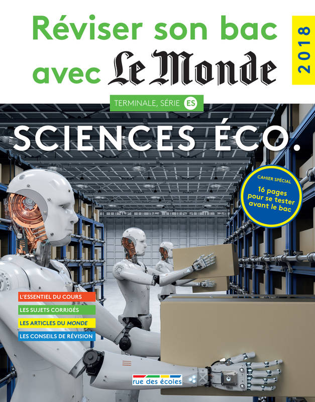 Sciences éco / terminale, série ES