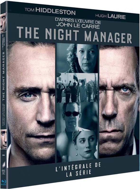 the night manager l'intégrale de la série