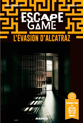 ESCAPE GAME : L'EVASION D'ALCATRAZ