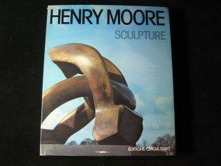 Henry Moore sculpture, commentaires de l'artiste