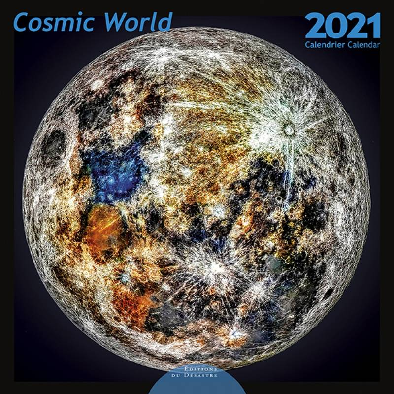 calendrier 2021 cosmic world