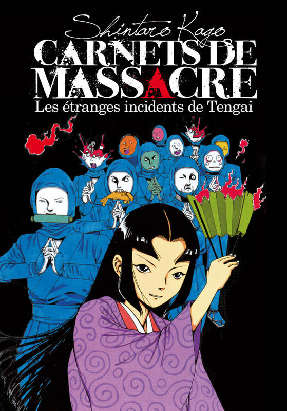 Carnets de massacre, Les étranges incidents de Tengai